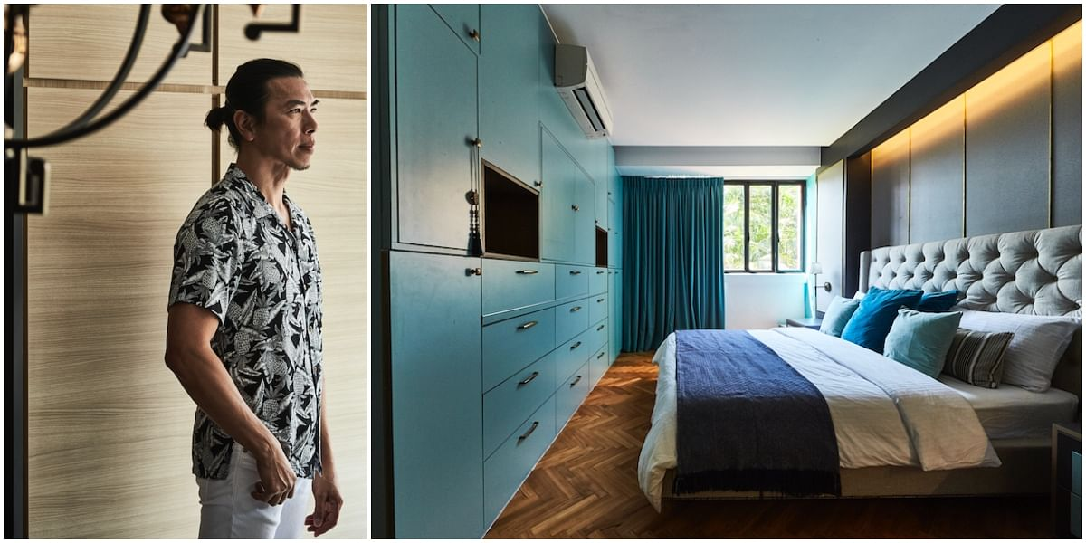 House Tour: European and Oriental mash-up in this chic 3-bedroom apartment in Loyang title=