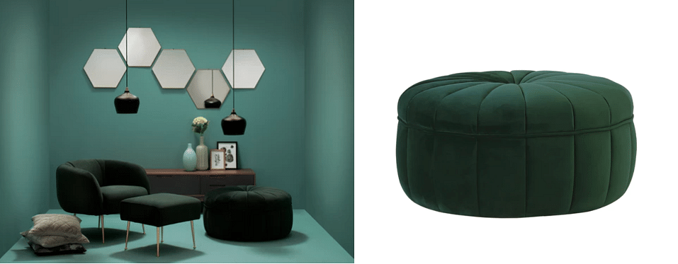 8 poufs and foot stools to complete the look in any living room title=