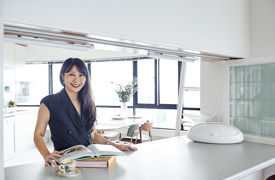 House Tour: A peek at 'Stolen' fashion designer Elyn Wong's vintage-filled apartment  title=