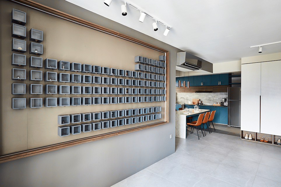 House Tour: The Punggol home with a periodic table display title=