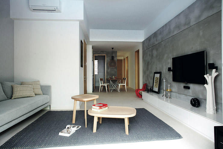 House Tour: Breezy fengshui condominium in Upper East Coast title=