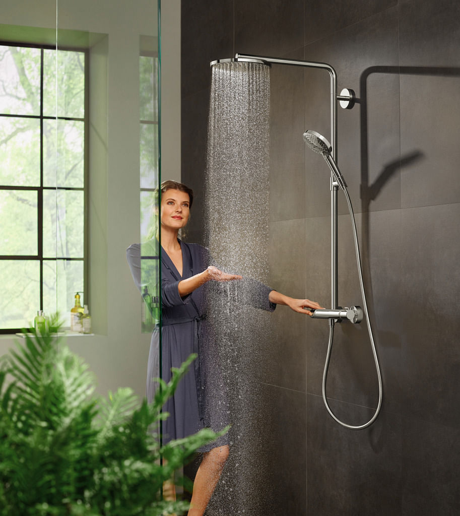 Showers that pamper you with spa-like experiences title=