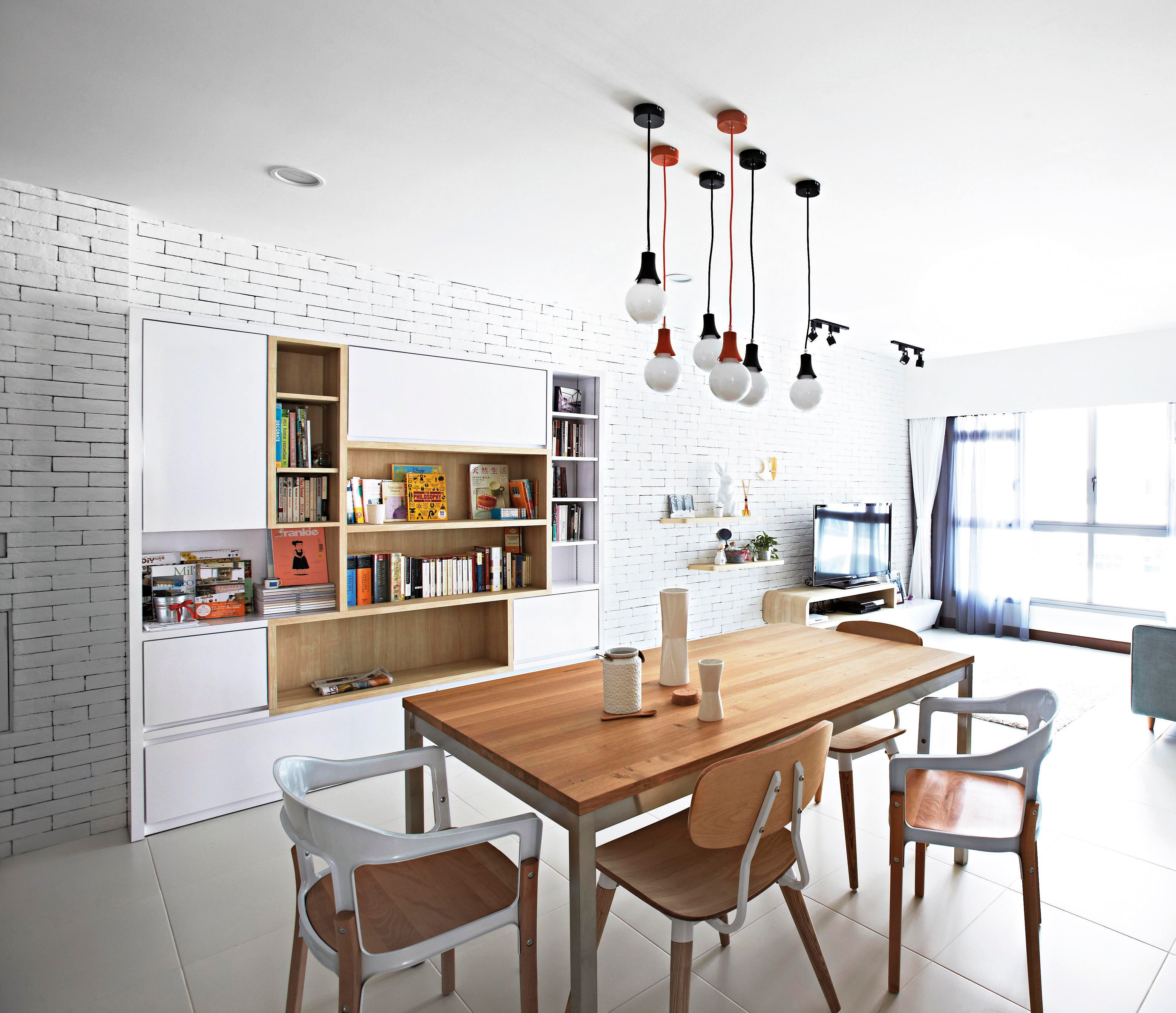 House Tour: Cafe-inspired Scandinavian BTO flat in Punggol title=