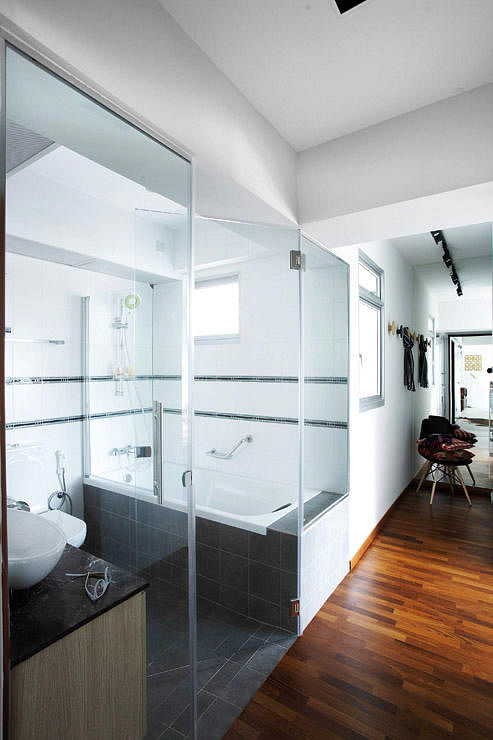 How To Make Your Hdb Bathroom Feel Larger Home Amp Decor