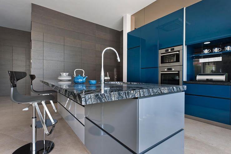 Kitchen Ideas Singapore 9 practical and elegant kitchens | home & decor singapore
