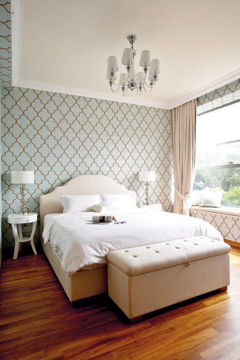 Easy Wallpaper Fixes Home Decor Singapore