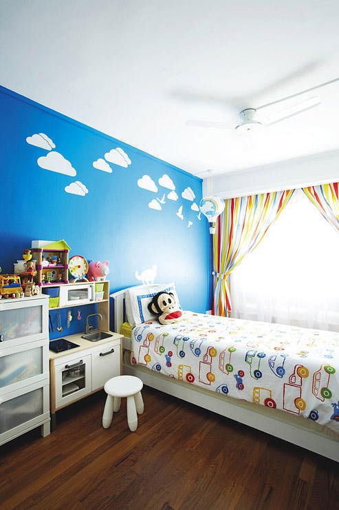 10 Golden Rules For Designing A Childs Room Home Decor Singapore