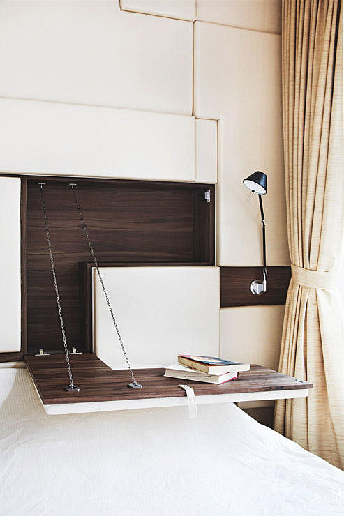 Creative Small Space Solution Collapsable Furniture
