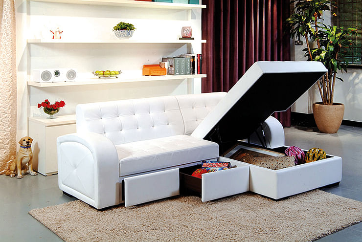 Customised Sofa From Gorgeous Furnishings
