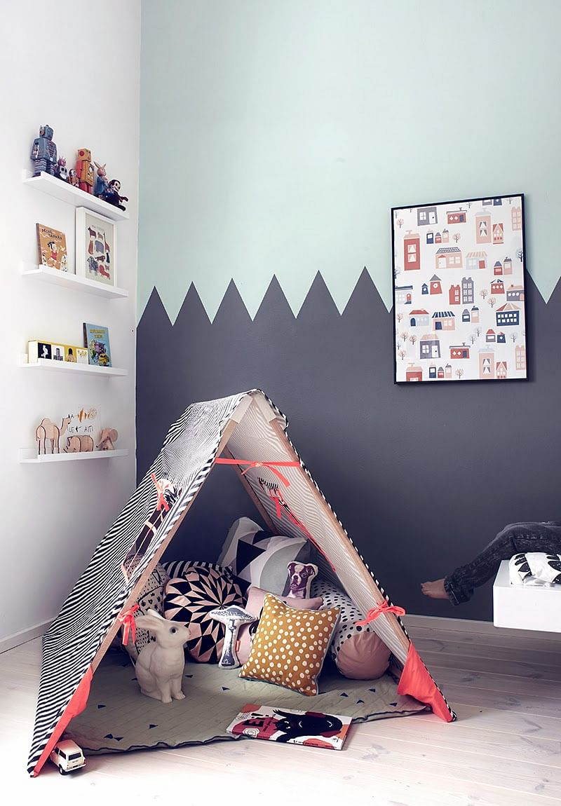10 Scandinavian Inspired Rooms For Children Home Decor Singapore