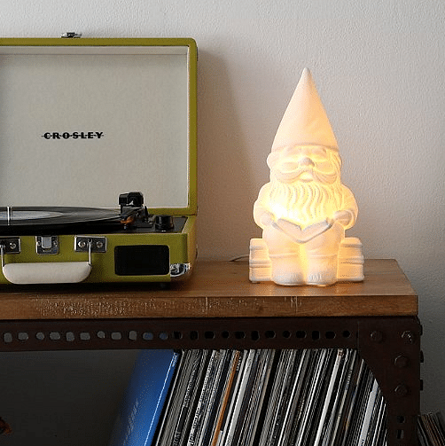 Gnome Lamp, SGD75, Urban Outfitters