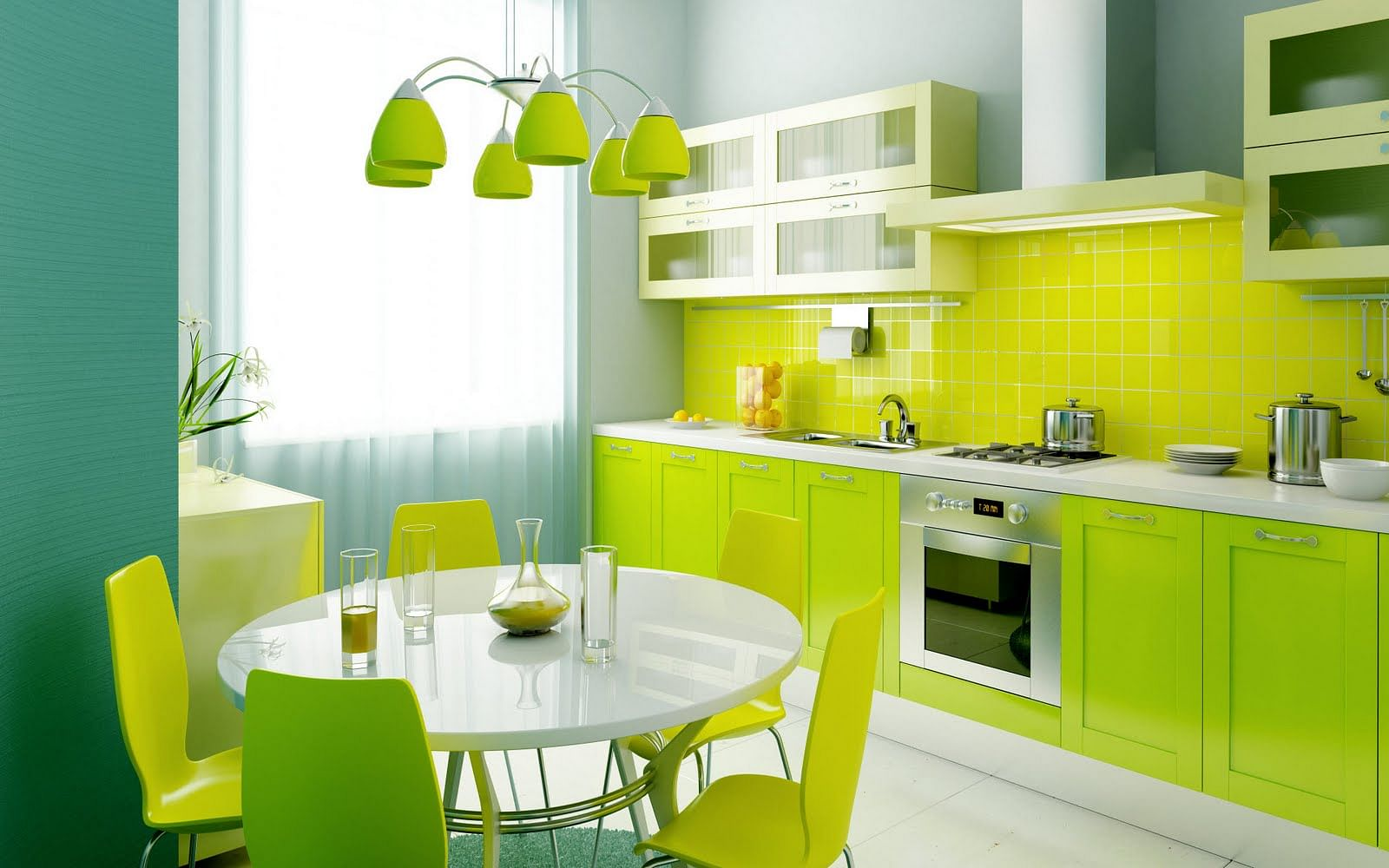 Kitchen Images 10 ways to inject bold colours into your kitchen | home & decor