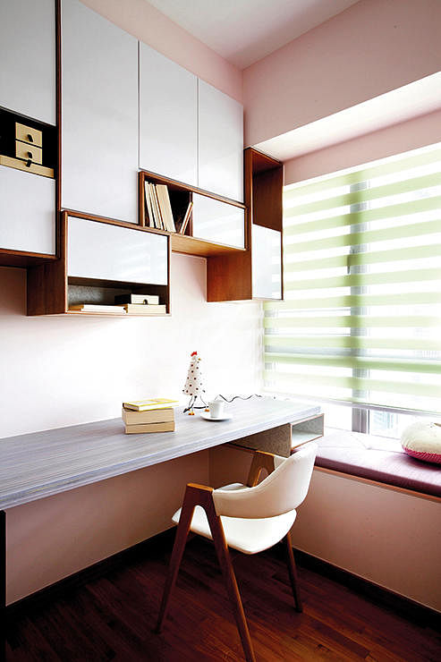 Space-saving ideas for bay windows | Home & Decor Singapore