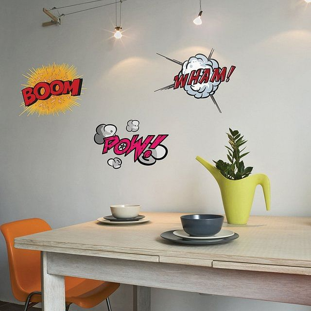 Comic Inspired Decor Accessories Home Decor Singapore