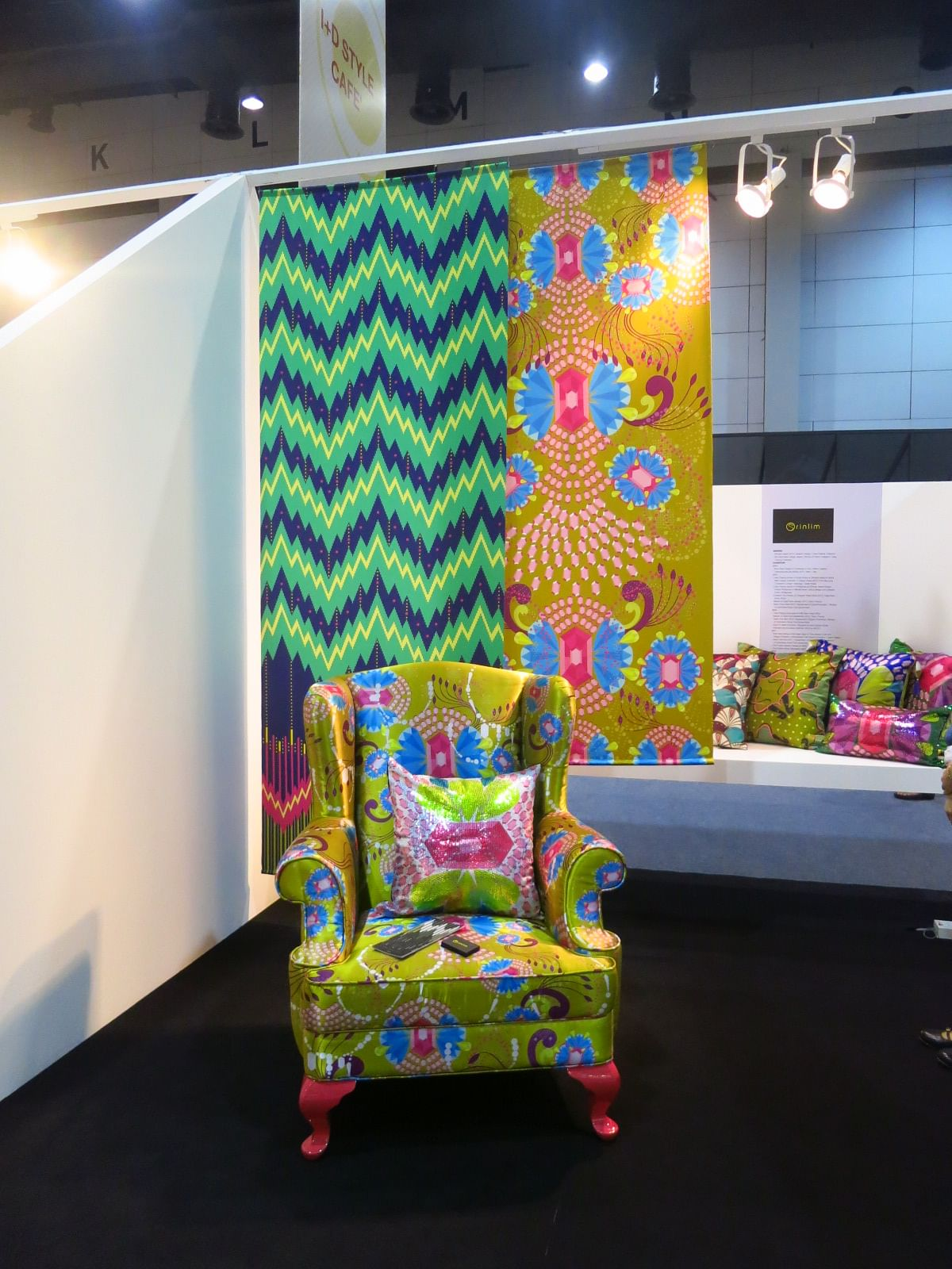 8 thai designs we love at the bangkok international for Charoen decor international thailand