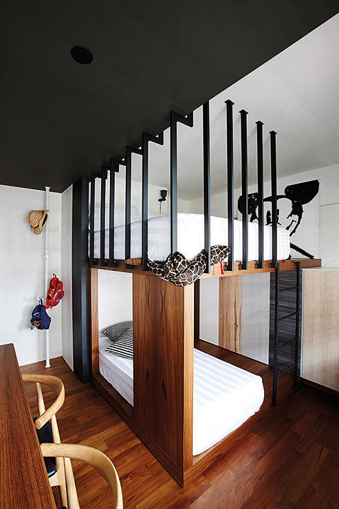 10 Ideas Of Loft Beds For Kids Home Decor Singapore