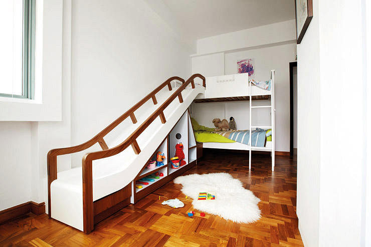 10 ideas of loft beds for kids home decor singapore for Home decor ideas singapore