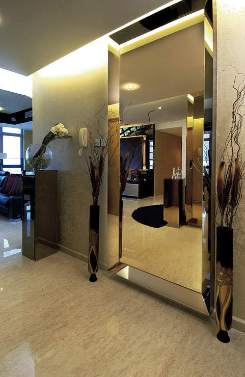 Foyer Design Hdb : How to jazz up the entrance of your flat home decor