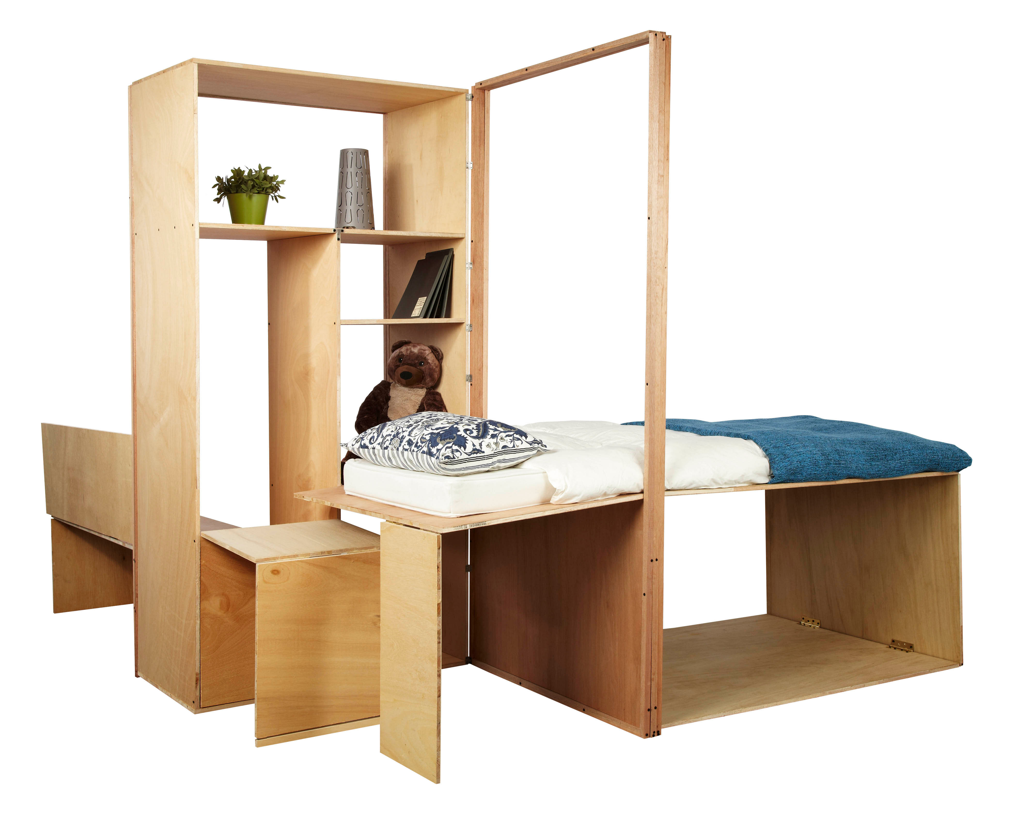 Space Saving Furniture At Ikea 39 S Student Competition