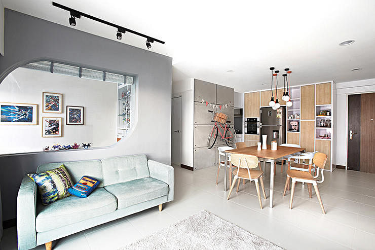 Hdb bto vs resale home decor singapore for 3 room hdb design ideas