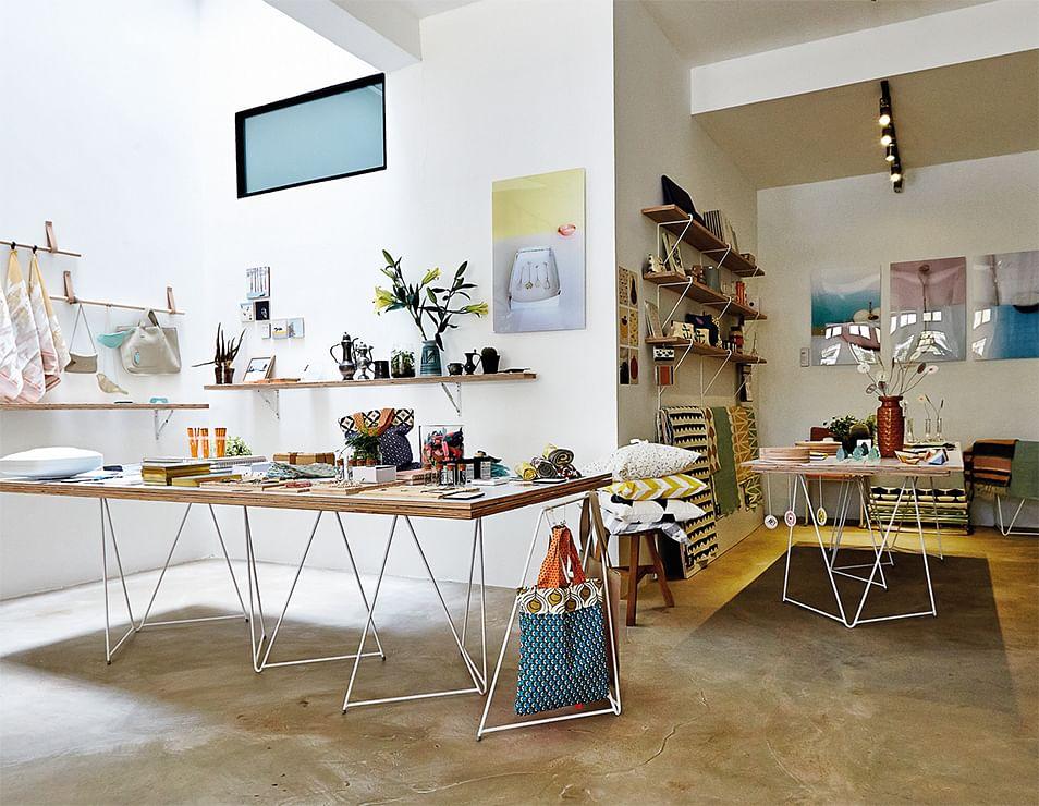 Czech design shop