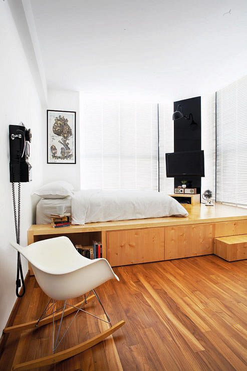 Never Thought Of Having A Platform Bed Here S Why You