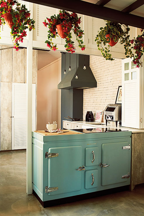 10 charming vintage inspired kitchens and dining areas Retro home decor
