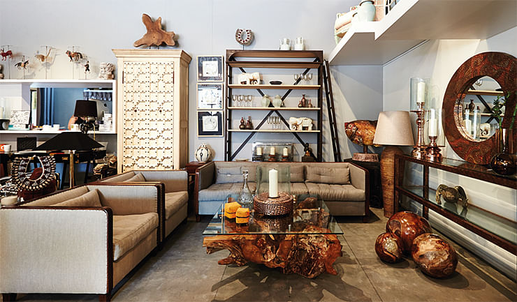 Shop at modern eclectic home decor singapore for Home decor furniture stores