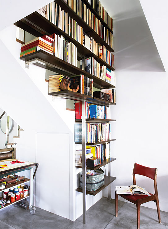 Unconventional ideas for a home library | Home & Decor Singapore