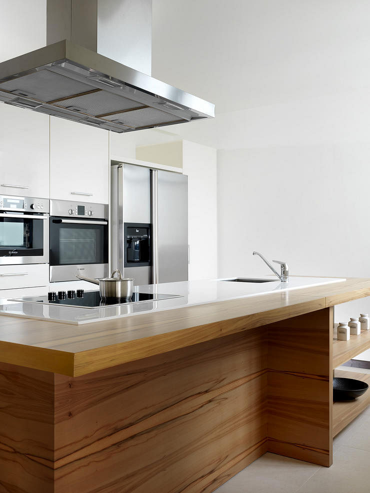 HDB flats with beautiful kitchen islands | Home & Decor ...