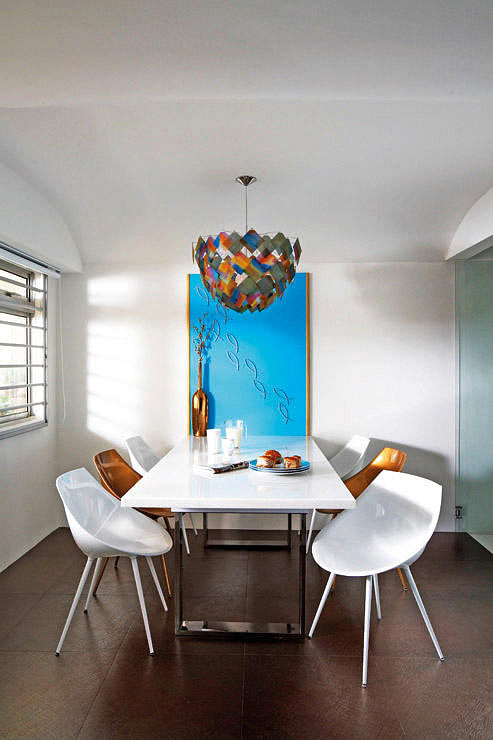 10 Perfect Pairings U2013 Pendant Lamps And Dining Tables
