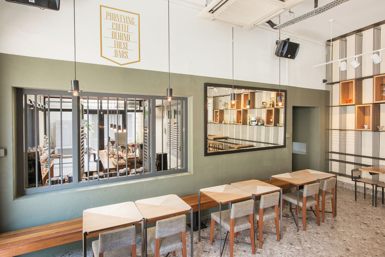 Chye Seng Huat Hardware, Cafe, Singapore, Jalan Besar, Dining