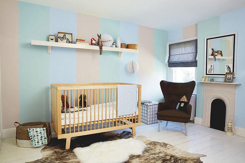5 best ways to use colour in your child s bedroom home for Dulux boys bedroom ideas
