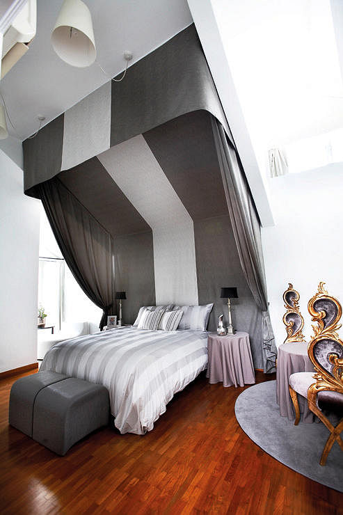 7 Ways To Get That Dramatic Boutique Hotel Room Look