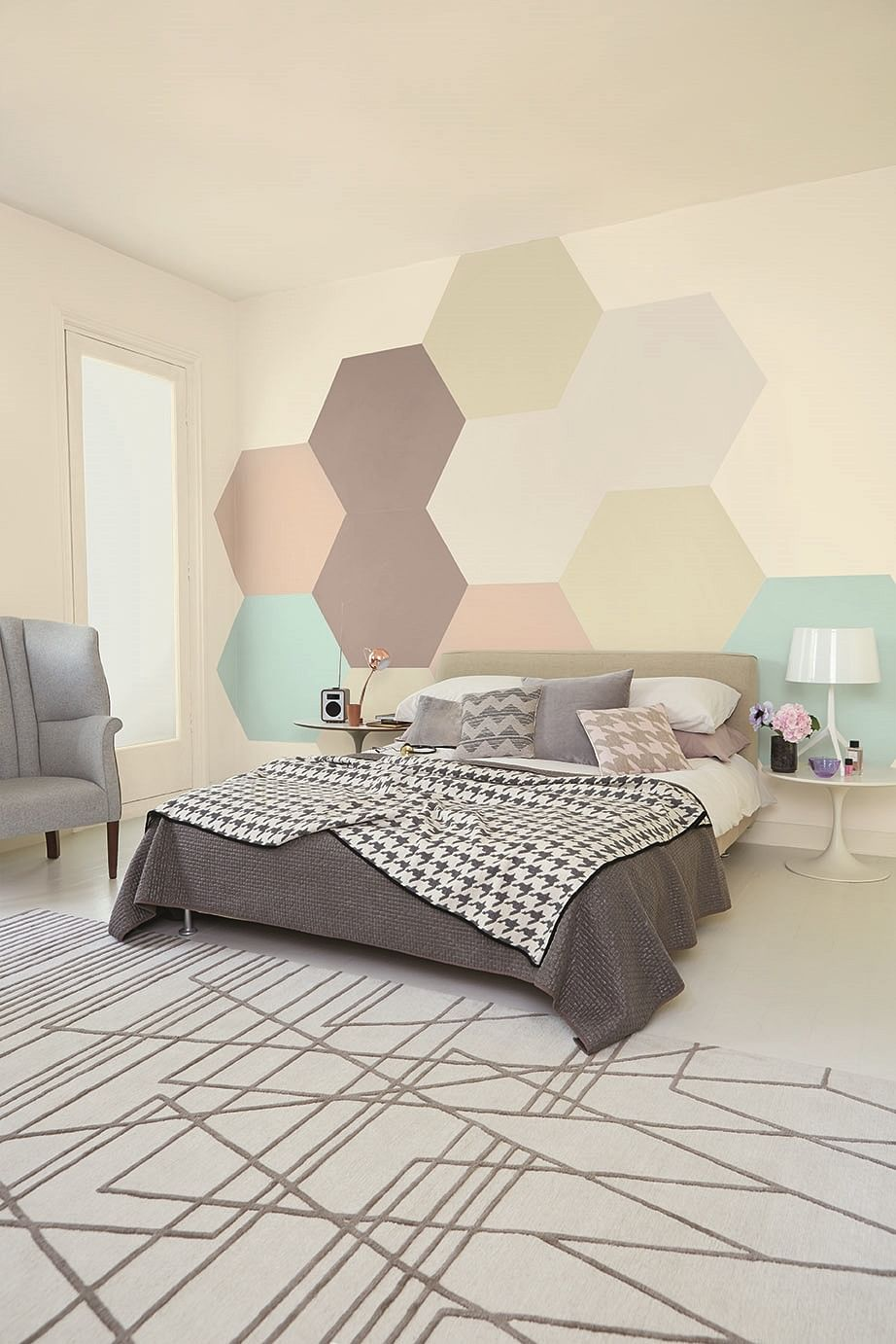 Dress Up Your Wall With These 7 Paint Patterns