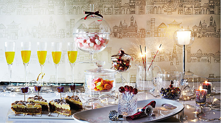 Simple Table Decor Ideas For Your Christmas Party Home