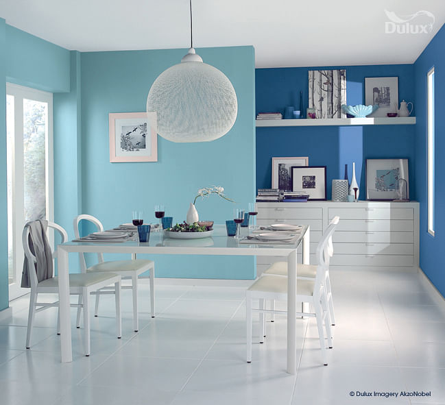 The Best Colours For Your Dining Room Home Decor Singapore