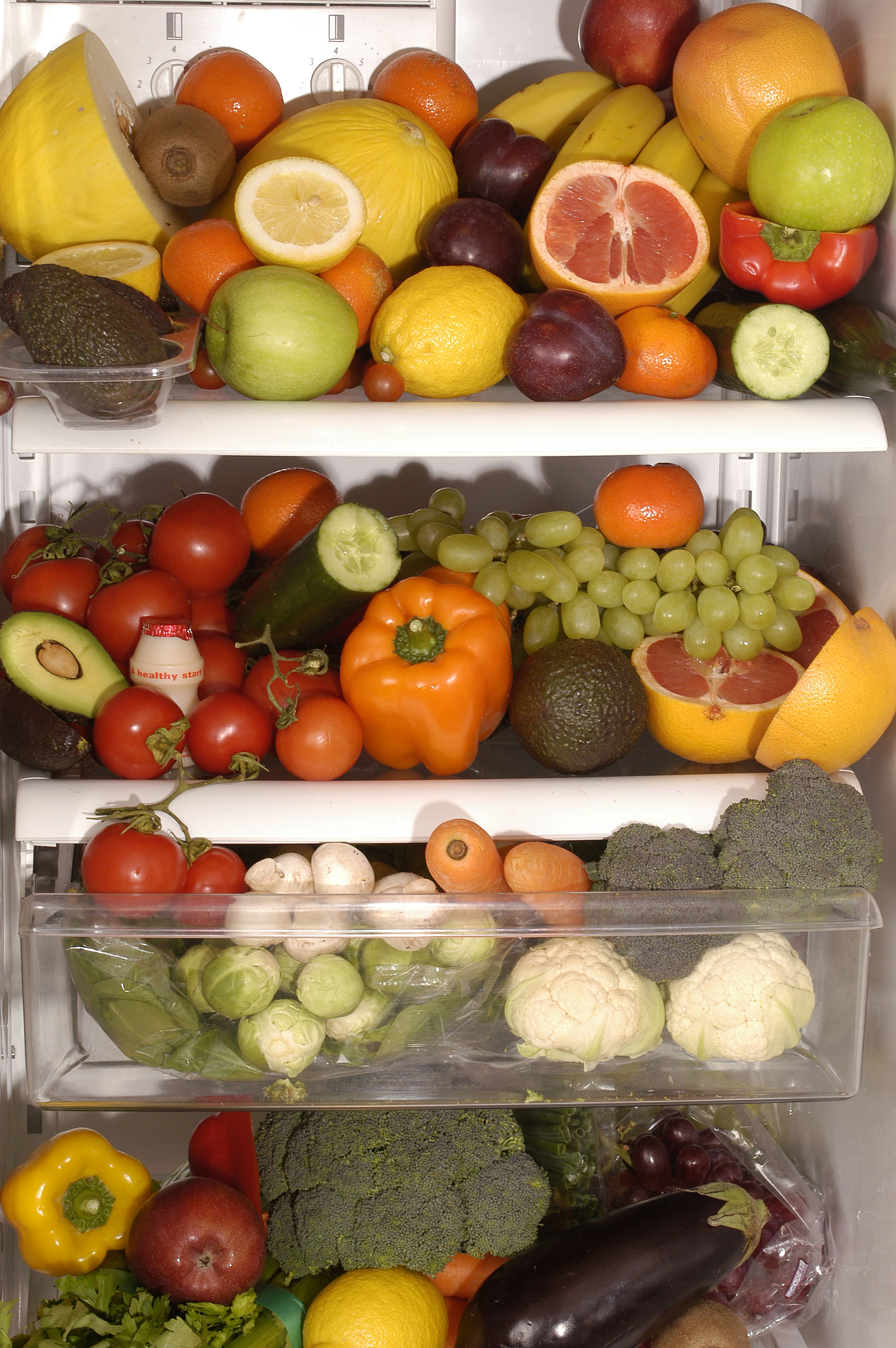 How To Keep Your Fruits And Vegetables Fresh For Longer