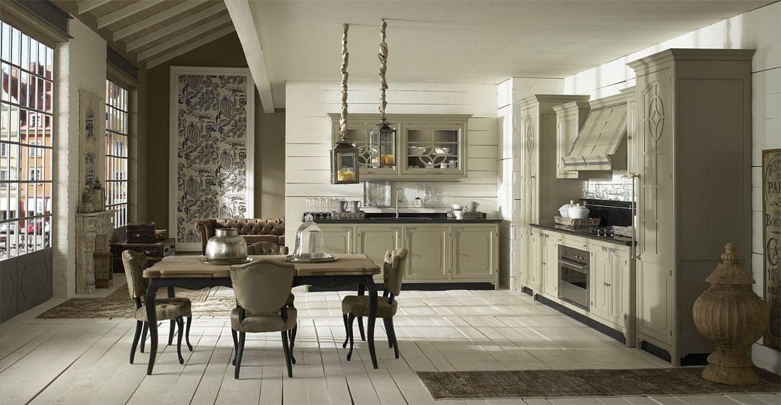kitchen design ideas: 6 elements of a modern classic-style kitchen