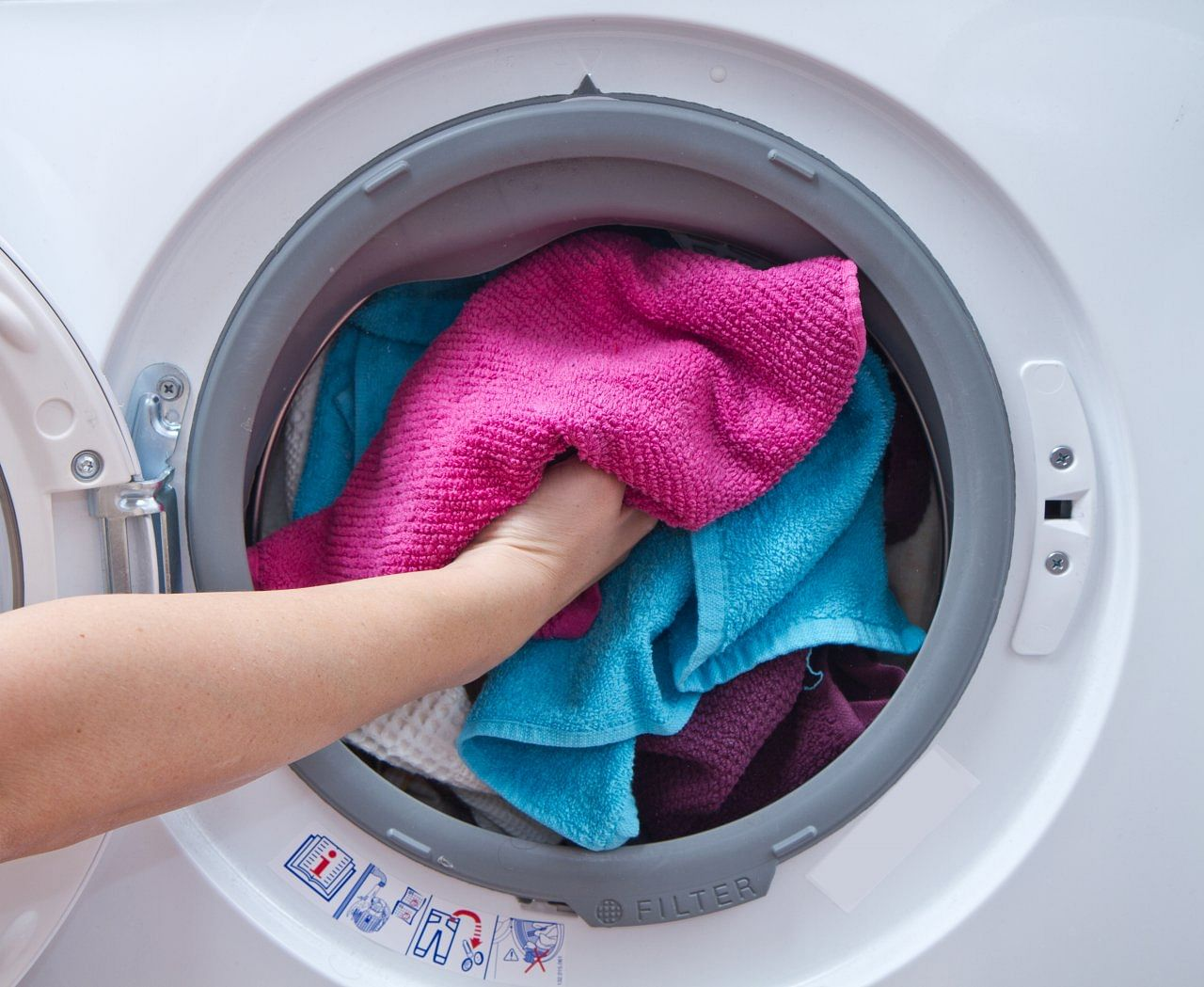 the process of washing clothes 04062018  sort your clothes into piles when washing clothes, there are two main things to keep in mind: what the color of the clothes are, and what material they.