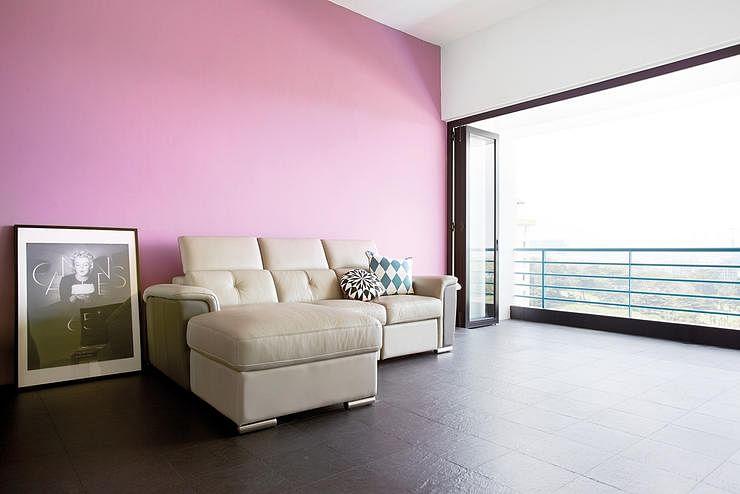 House Tour: A colour-zoned condo | Home & Decor Singapore