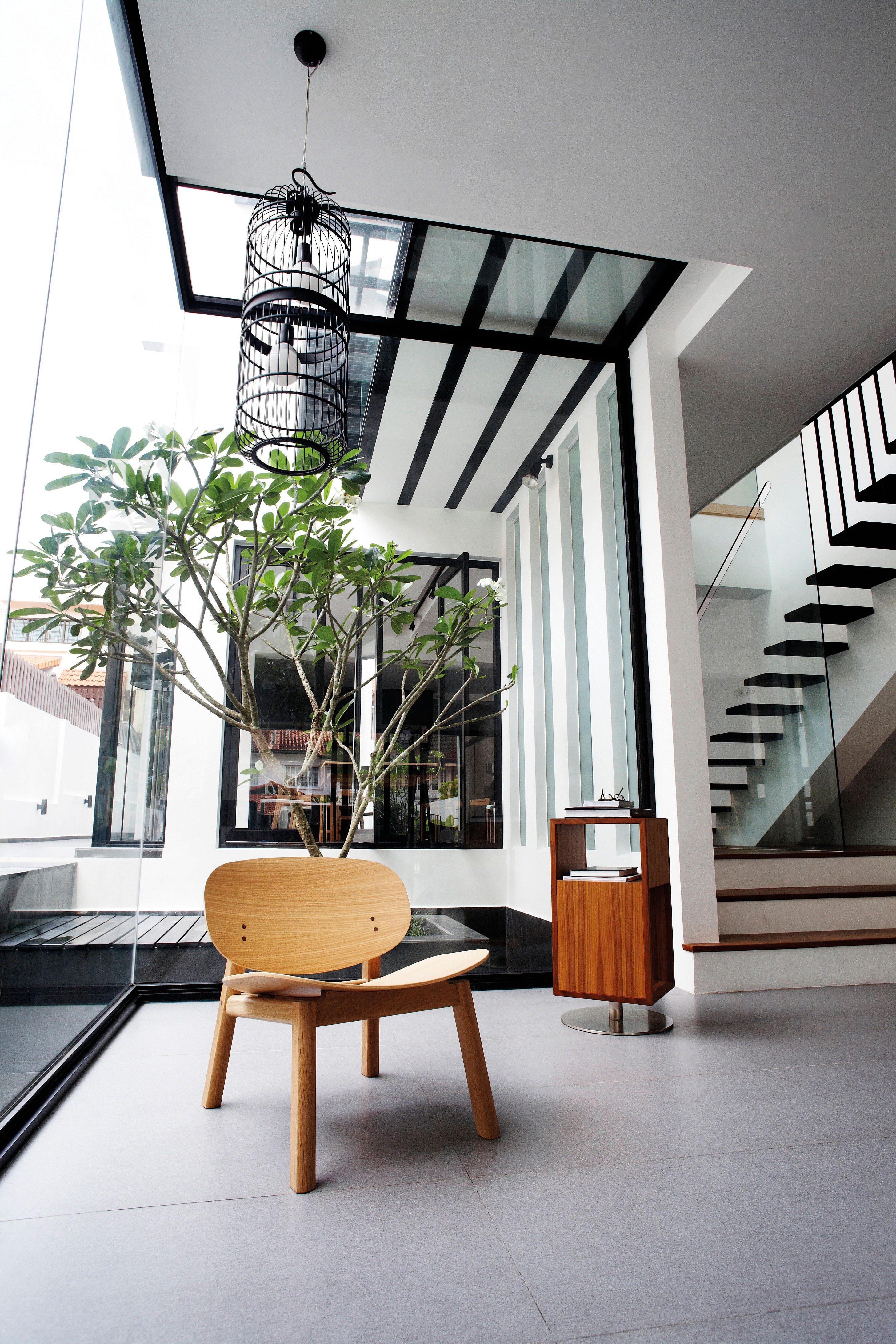 House Tour: This semi-detached house takes on both Japanese and ...