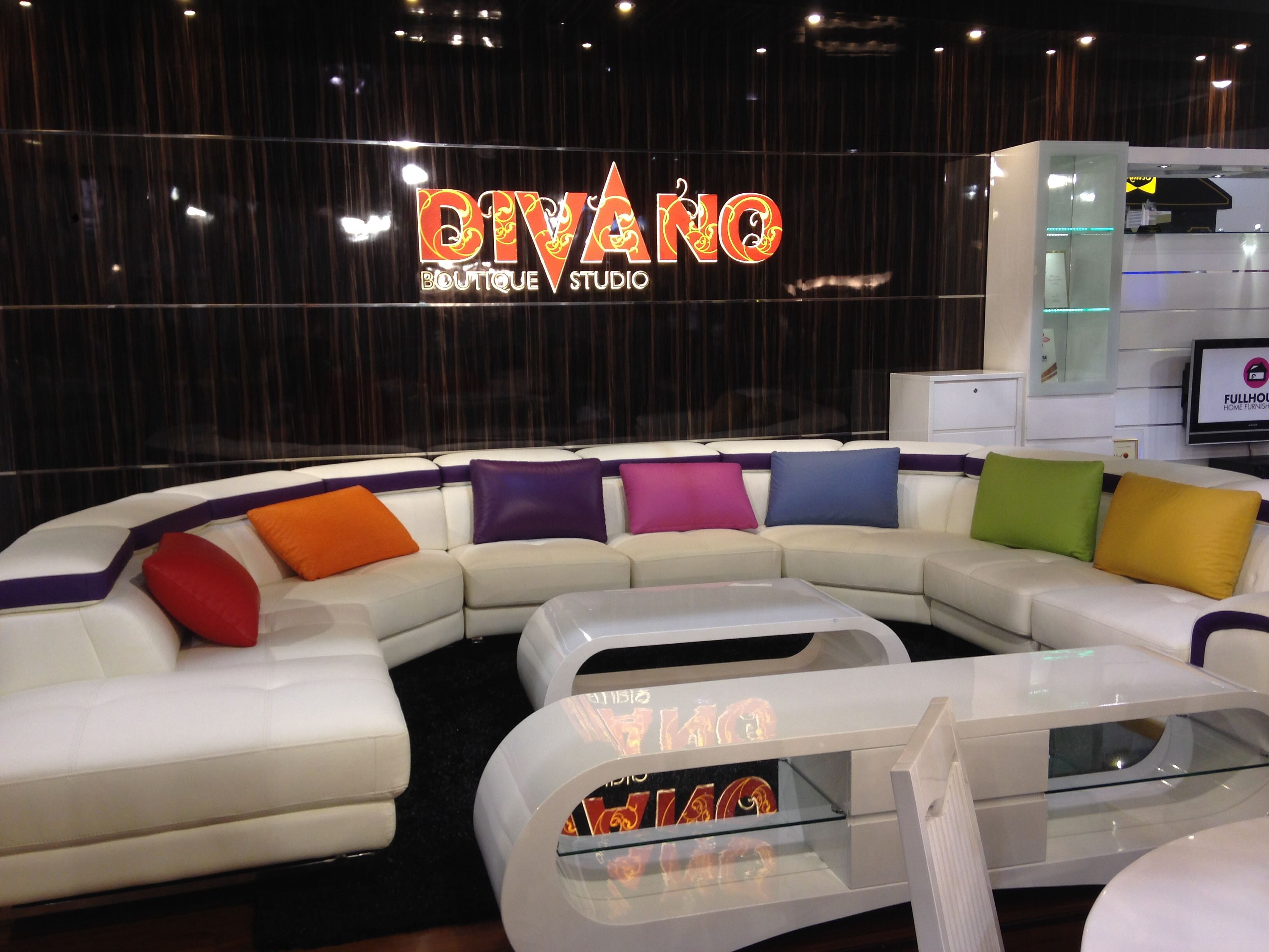 Go Furniture Shopping At Fullhouse And Divano!
