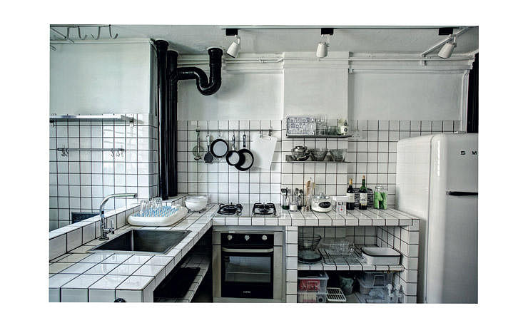 Kitchen Tiles Singapore why open kitchen shelving is a great idea! | home & decor singapore