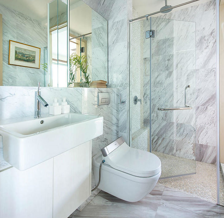 Marble In The Bathroom Yay Or Nay Home Amp Decor Singapore