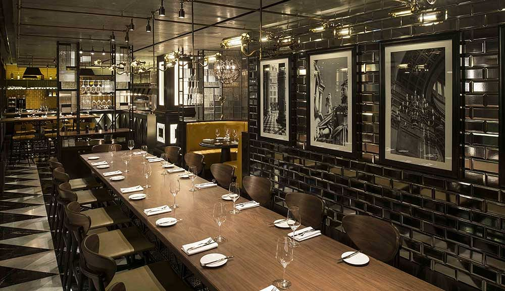Gordon ramsay 39 s bread street kitchen offers more than just for Gordon ramsay home kitchen