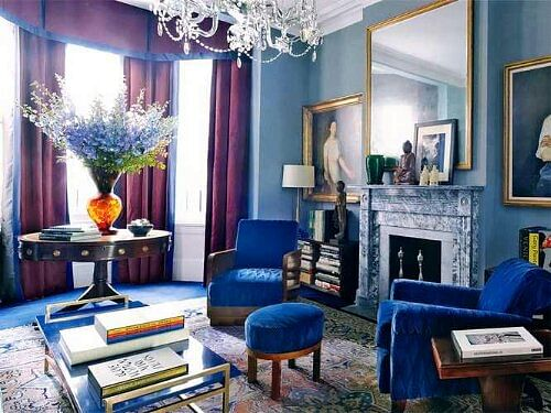 Home Interior Design Trend For 2016 Jewel Tones Home