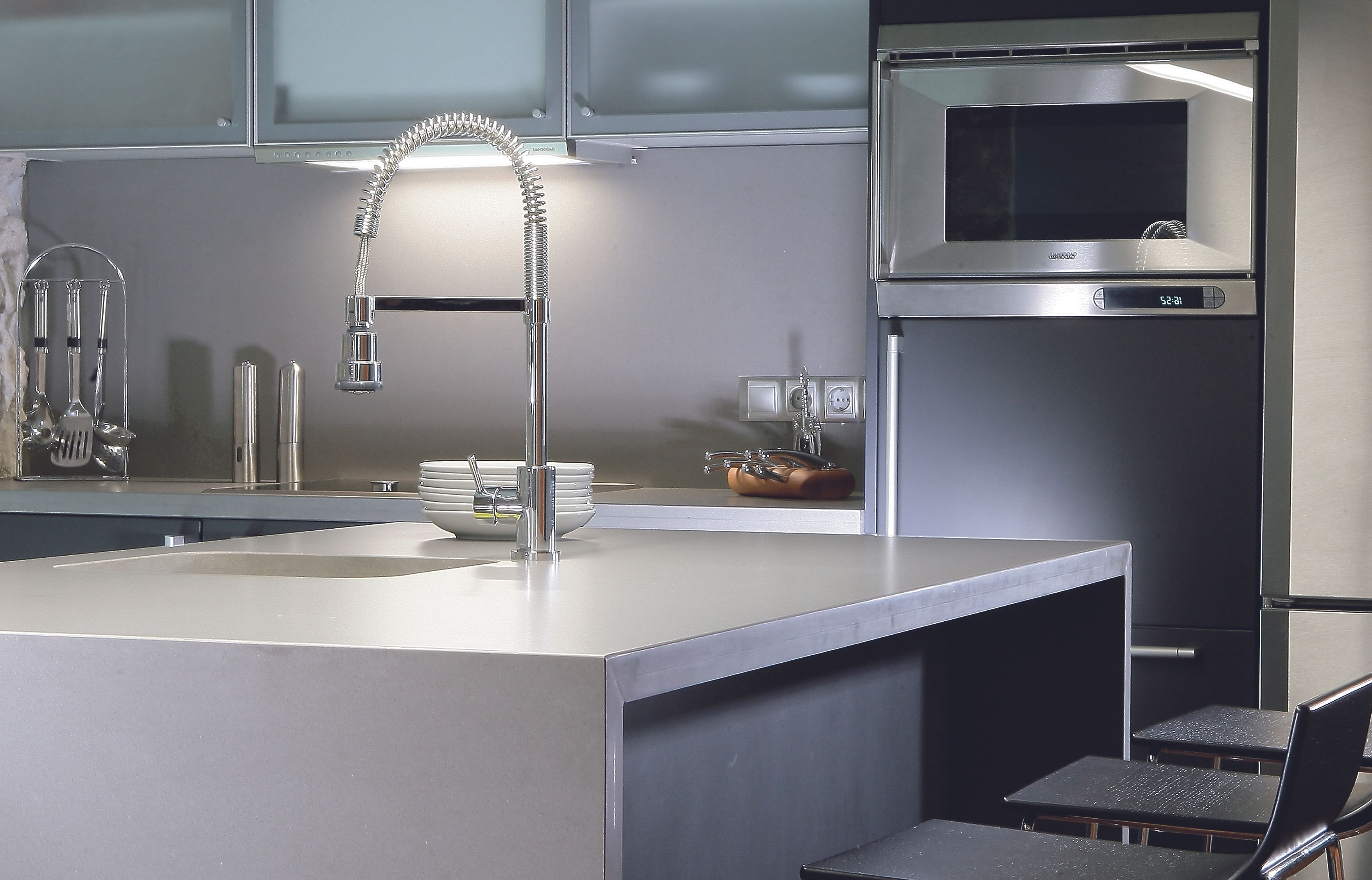 Cleaner countertops in your kitchen and bathroom   Home & Decor ...