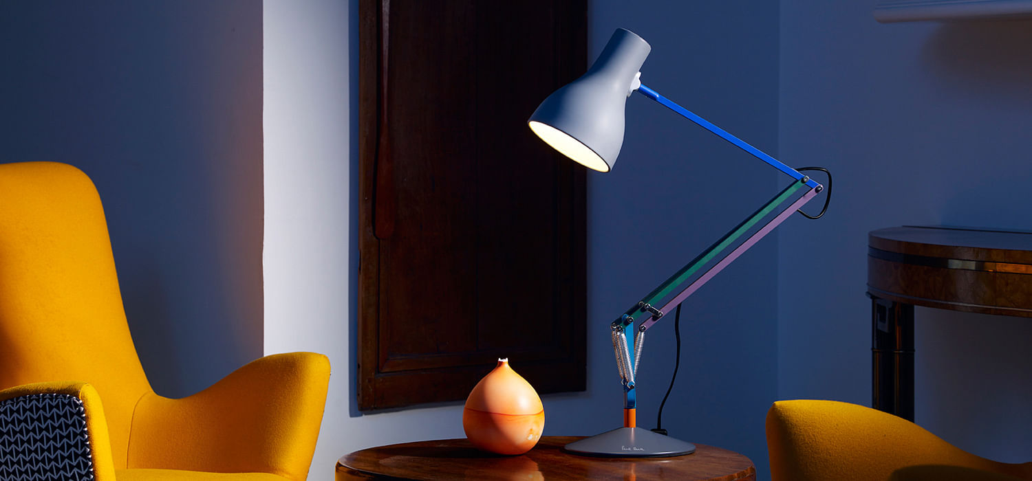 object of desire anglepoise paul smith lamp home decor singapore. Black Bedroom Furniture Sets. Home Design Ideas