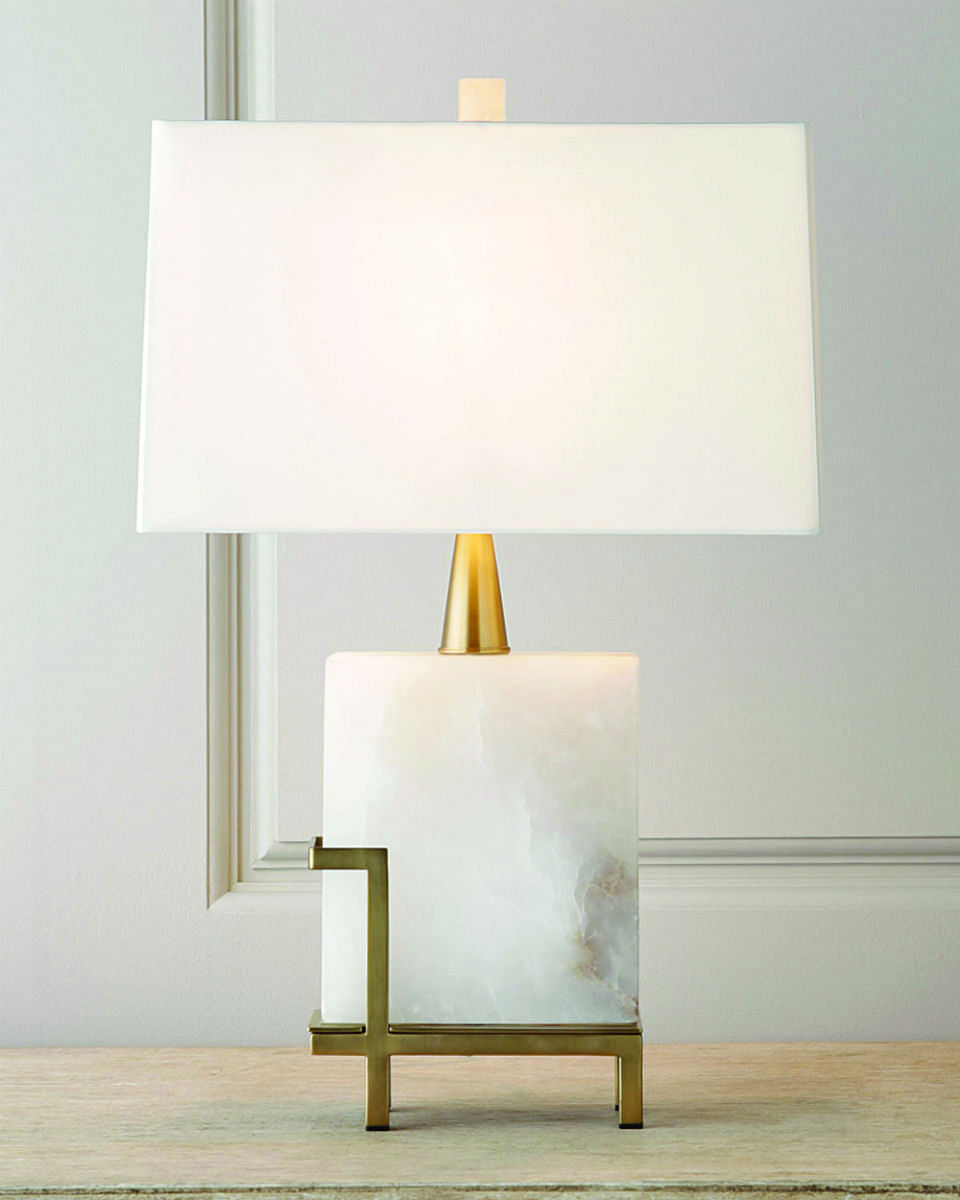 5 Marble Lamps That Are Right On Trend Home Amp Decor